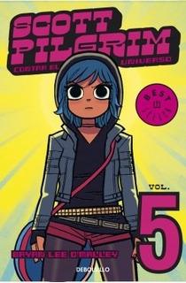 Libro 5. Scott Pilgrim Contra El Universo De Bryan Lee O