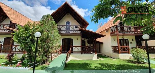 Village Com 3 Dormitórios À Venda, 104 M² Por R$ 330.000 - Gravatá/pe - Vl0580