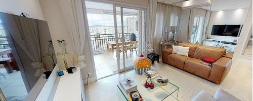 Imagem 1 de 22 de Cobertura Com 3 Dormitórios À Venda, 172 M² Por R$ 2.199.000,00 - Perdizes - São Paulo/sp - Co0119