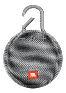Parlante JBL Clip 3 portátil inalámbrico Stone grey