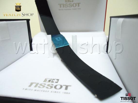 Pulseira De Borracha Tissot Prs516 T044417 T044430 Original