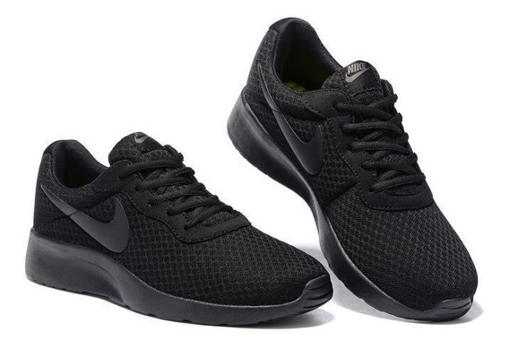 Tenis Nike Tajun Negro Mono 812654-001