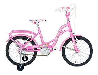 Bicicleta Fiorenza Nena Ragazza Rod 16- Envios!