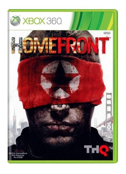 Jogo Homefront Xbox 360 - Original