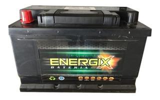 Bateria Energix 90 Amperes Ambos Bornes