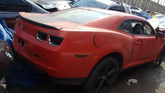 Chevrolet Camaro Ss 2013 Sucata Para Venda De Peças