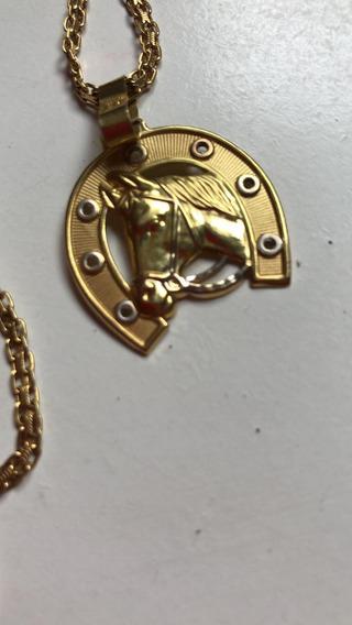 Cordão De Ouro Masculino