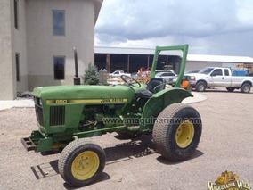 Tractor Agricola John Deere 850 De 22 Hp Tres Punto Y Toma