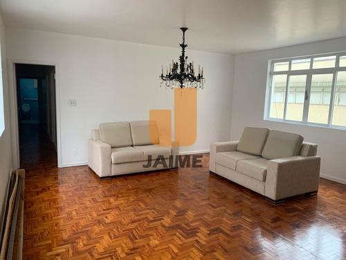 Apartamento Para Venda / Locação No Bairro Higienópolis Em São Paulo - Cod: Ja16615 - Ja16615