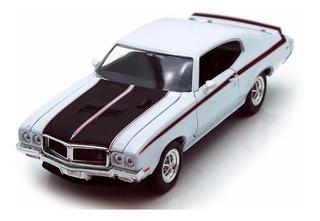 Buick 1970 Gsx Esc 1 24 Welly Excelentes Detalles