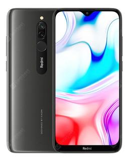 Smartphone-xiaomi Redmi 8 -4+64gb Onyx-black +vr 3d Shinecon