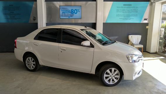 Toyota Etios 1.5 Xls Sedan Mt 2017