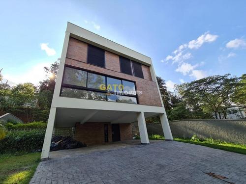 Casa De Condomínio Para Venda Em Cajamar