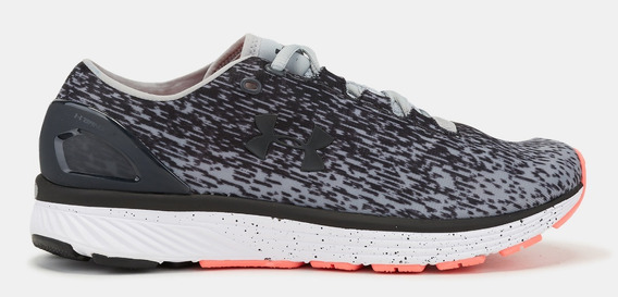 Zapatillas Under Armour Charged Bandit 3 Gris De Mujer