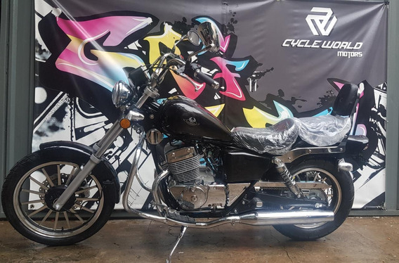 Jawa Rvm 250 Custom 0km 2020 Injeccion Al 22/02 Dolar A 64