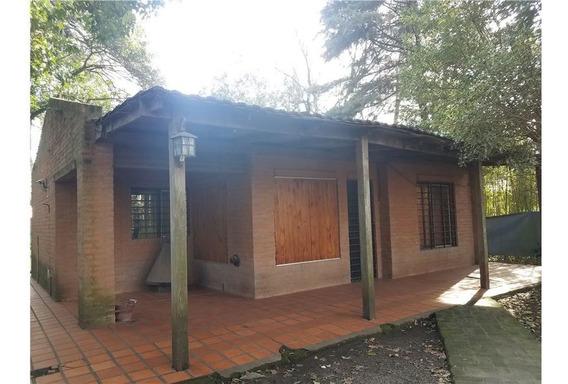 Venta Parque Leloir Lote De 20x40 Mts, Casa 3 Amb