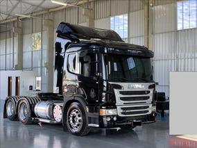 Scania P 360 6x2 Top De Linha Ano 2013