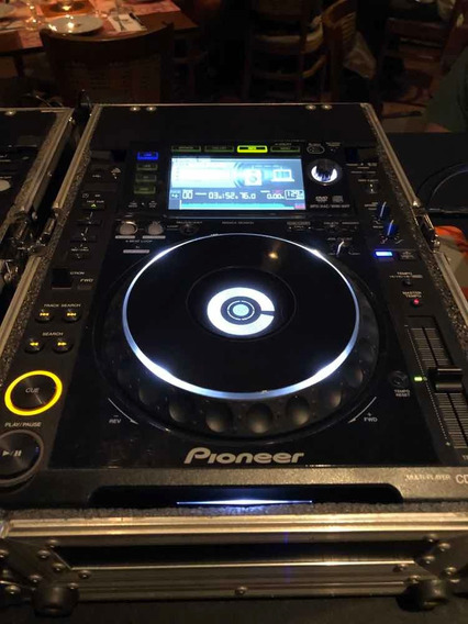 Cdj 2000 Pioneer - Impecável
