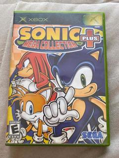 Sonic Mega Collection Plus Xbox Clasico