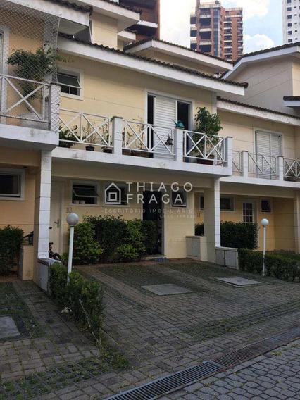 Casa De Condomínio Com 4 Dorms, Morumbi, São Paulo - R$ 900 Mil, Cod: 1127 - V1127