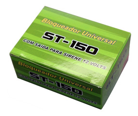 Alarme Bloqueador Automotivo Veicular Smartsat St150