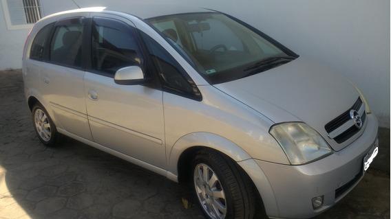 Chevrolet Meriva 1.8 16v 5p 2003 Completo Gasolina Prata