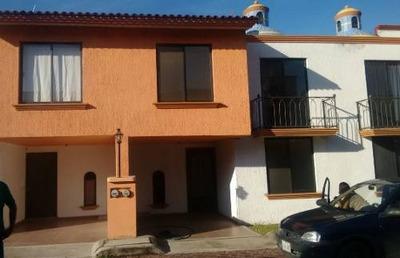 Casa De 2 Niveles En Tetelcingo
