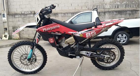 Husqvarna Te511 477cc - 2013/2013 Moto De Trilha Importada