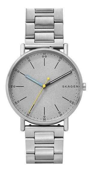 Relógio Skagen Signatur - Skw6375/1cn C/ Nf E Garantia O