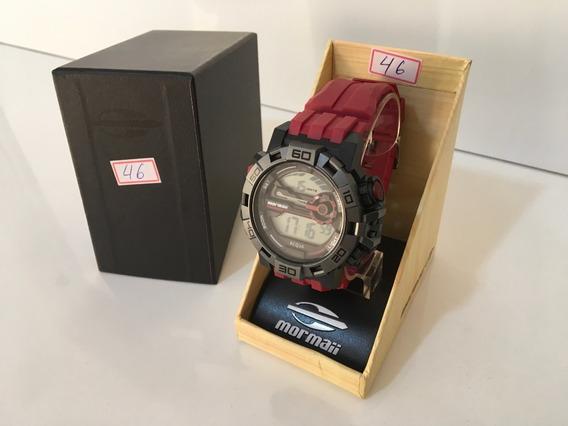 Relógio Masculino Mormaii - Mo1148ac - Original - 46