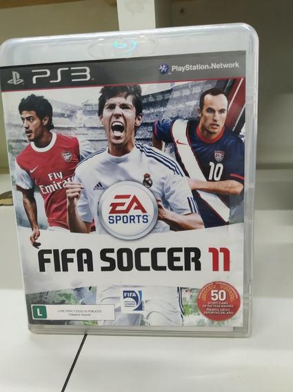Playstation 3 -fifa Soccer 11 -original !