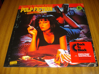 Vinilo Ost / Pulp Fiction (nuevo Y Sellado)
