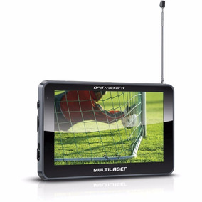 Gps Tracker 2 5pol Tv+fm Multilaser