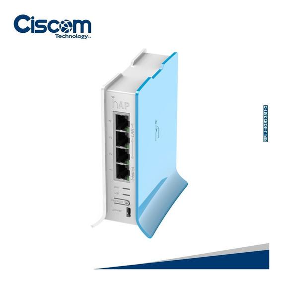 Router Mikrotik Hap Lite Tc Rb941-2nd-tc Balanceador Carga