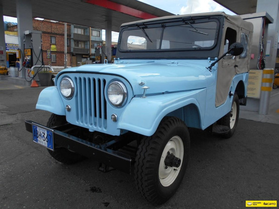 Jeep Willys Cj5 Campero 2.3