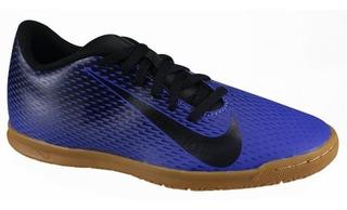 Tenis Nike Futsal Masculino Bravata Ii Ic 2019 Azul