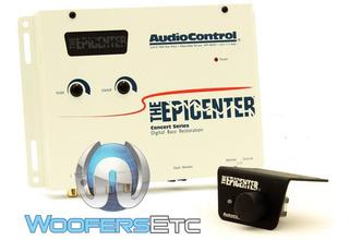 Control De Audio Epicentro Coche Terremoto Bajo Audio M-5988