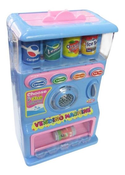 Vending Machine, Maquina Expendedora De Refrescos De Juguete