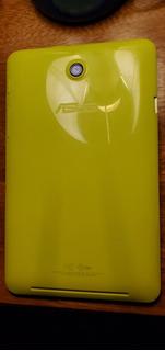 Tablet Asus Hd7 Funciona Ok. Color Verde.