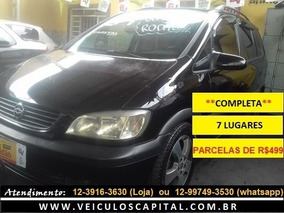 Chevrolet Zafira Cd 2.0 Mpfi 16v, 1565