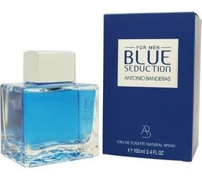 Perfume Antonio Banderas Blue Seduction --100% Original