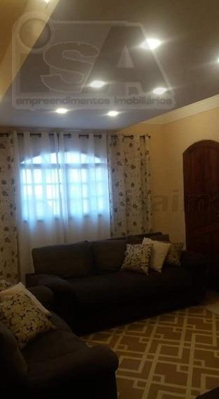 Casa Sobrado Em Vila Aurea - Poá - 2597