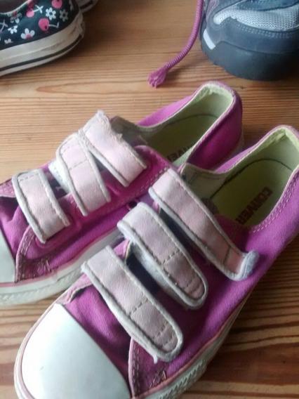 Zapatillas Niñas Converse, Vans, Roxy, Pipa