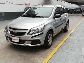 Chevrolet Agile 1.4 Ls 2014 Taraborelli Palermo Anticipo