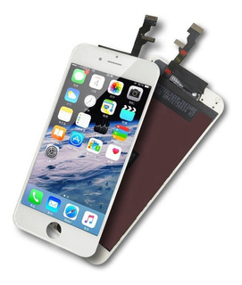 Frontal Completa Do iPhone 6 Branca Ips Lcd