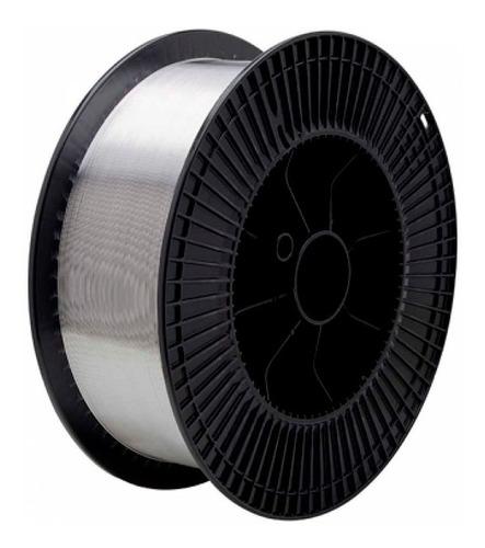 Rollo Alambre Aluminio 2kg 4043 5356 Solda Mig 0,9mm Foxtter
