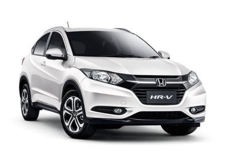 Honda Hr-v 1.8 Lx Flex 5p Branco
