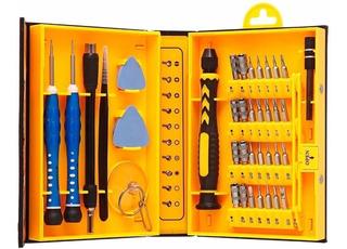 Kit Ferramentas 38 Chaves Celular Tablet Notebook Relógio Pc