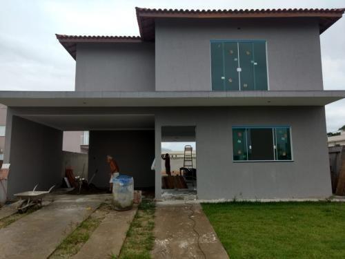 Casa De Alto Padrão Em Condomínio, Em Peruíbe. Ref: 6210