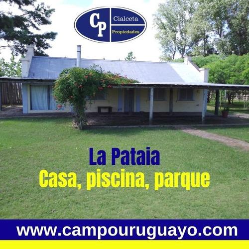 Chacra En La Pataia, Casa Y Piscina